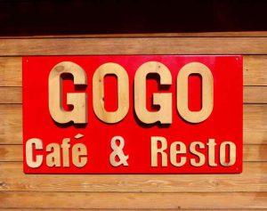 gogo café