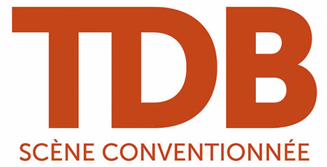 logo TDB scene conventionnee orange