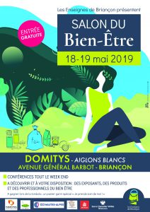 AFFICHE salon du bien etre 2019 good 1