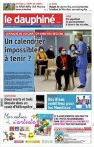 Le Journal Le Dauphiné